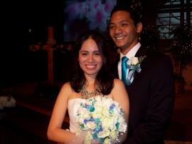 Mr. and Mrs Wattana Kem
