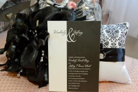 Invitation, Bridal bouquet and much more